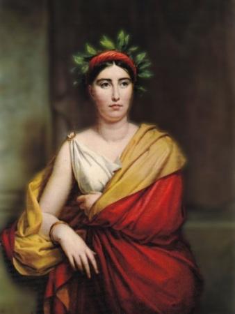 Giuditta Pasta as Norma