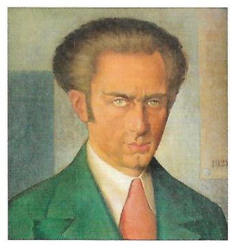 Manlio Rho Self-portrait 1921