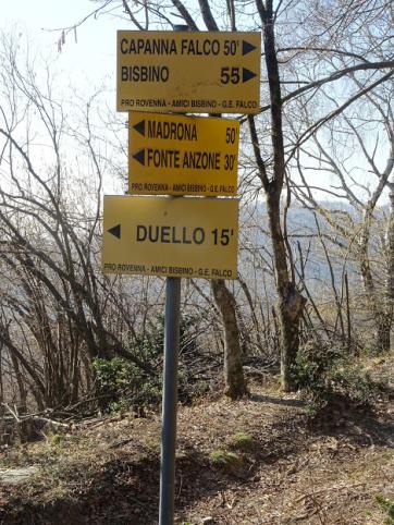 Pro-Rovenna signs