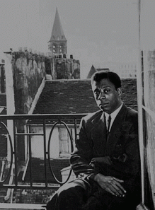 James Baldwin Paris