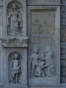 Rodari Sculpture