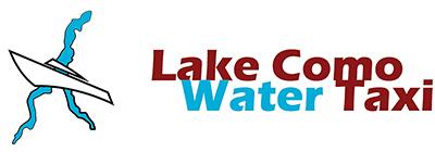 Lake Como Water Taxi