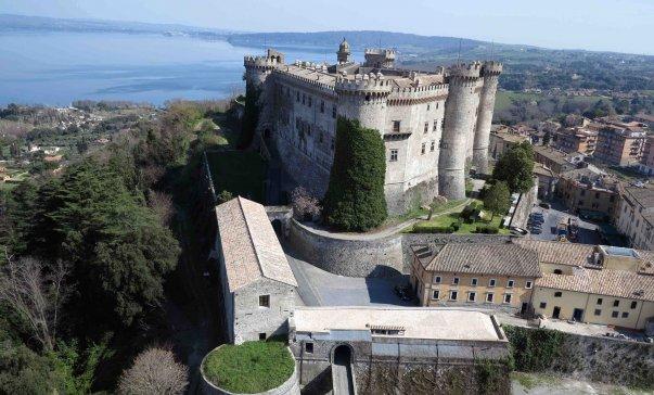 Castello Odescalchi a Bracciano