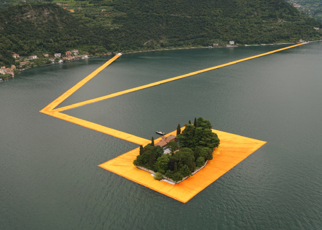 Christo Floating Piers