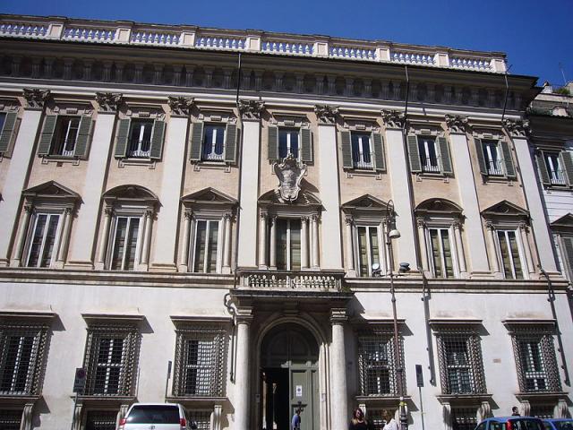 Palazzo Chigi Odescalchi