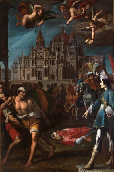 Martirio di San Marco, Recchi