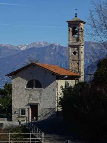 Church of Sant Antonio Calvasino