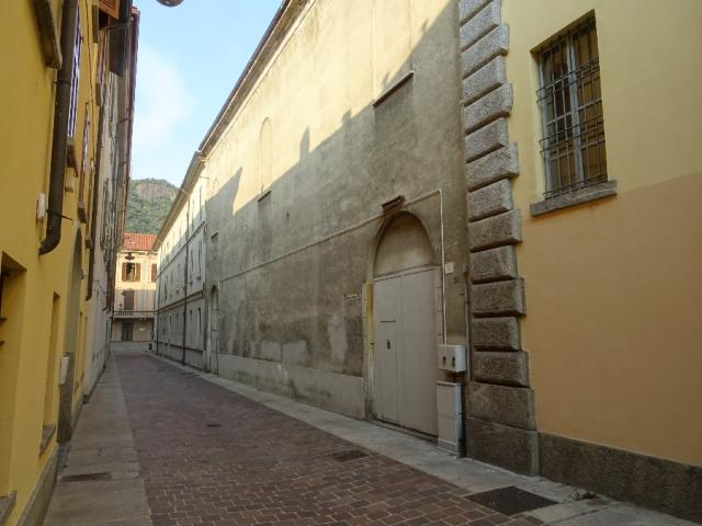 San Donnino Prison, Como