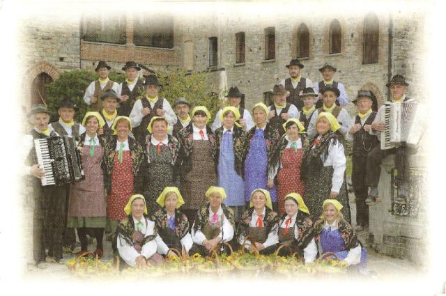 Gruppo i paisan Albavilla