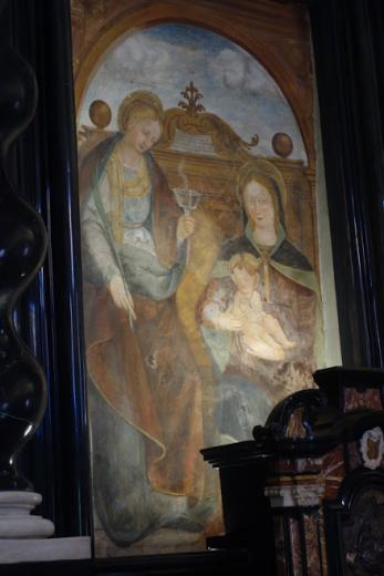 Fresco Sanctuary