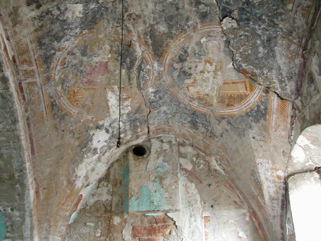 San Lazzaro internal