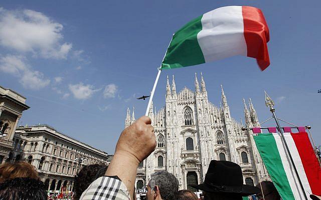 Independence Day at Milan