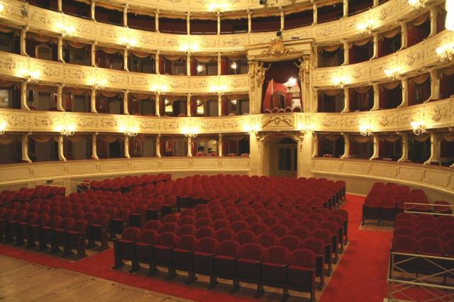 Interior Teatro Sociale