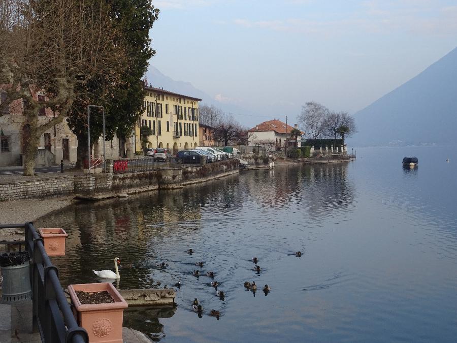 Lake Lugano Porlezza