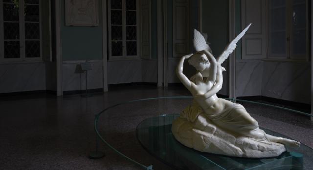 Villa Carlotta Cupid and Psyche