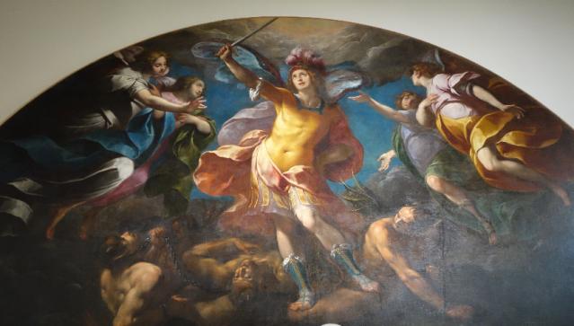 Carlo Nuvolone, Pinacoteca