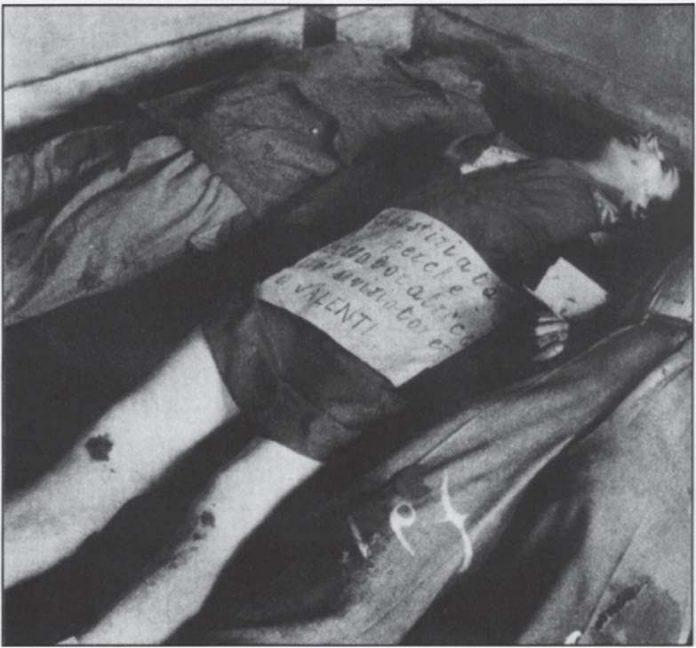 death of louisa ferida