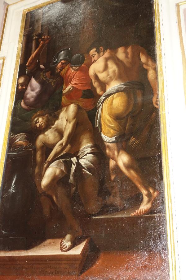 Carlo and Raffaele Recchi Flagellation