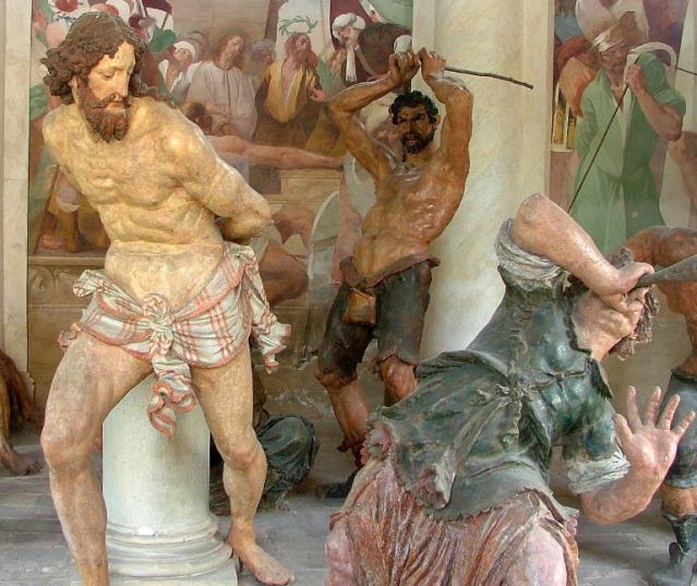 Flagellation Sacro Monte di Varese