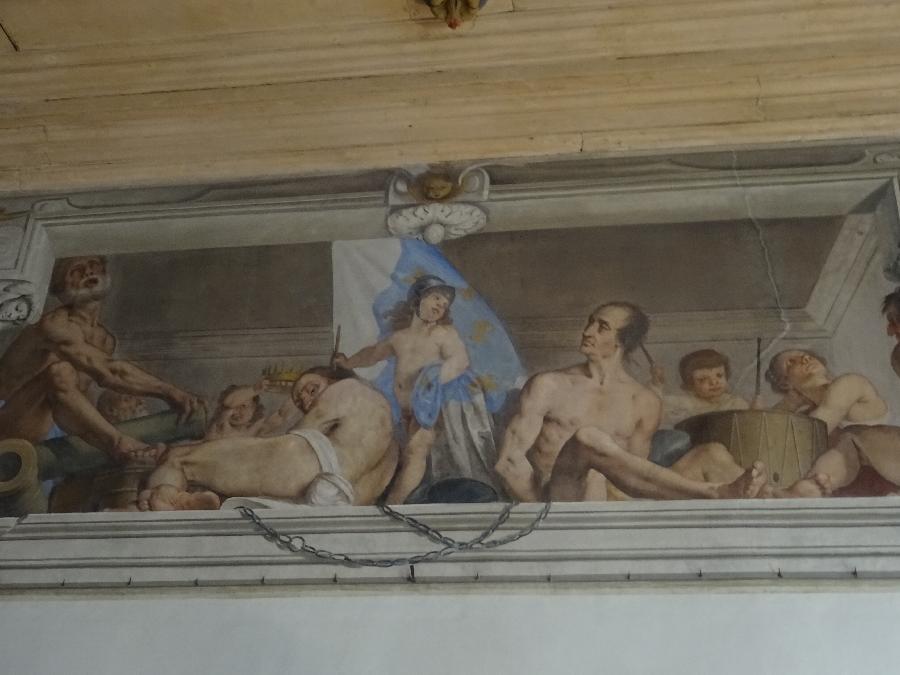 Giovanni Paolo Recchi Palazzo Odescalchi