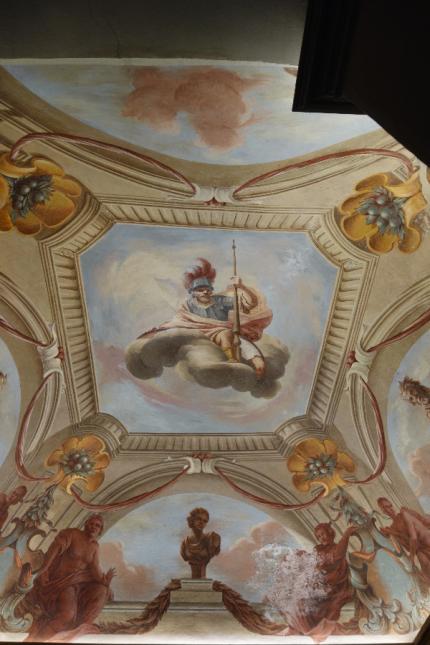 Giovanni Paolo Recchi Palazzo Rusca