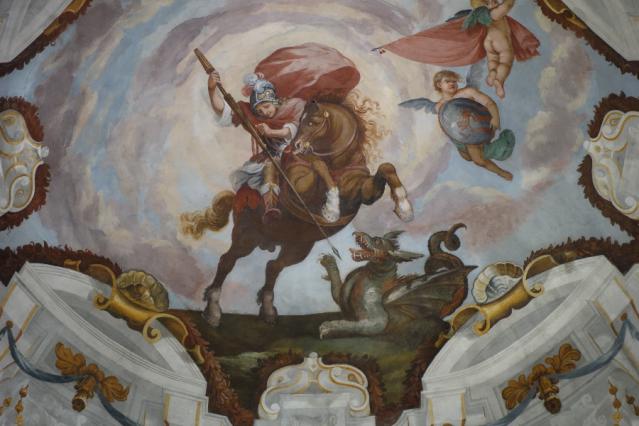 Giovanni Paolo Recchi San Giorgio