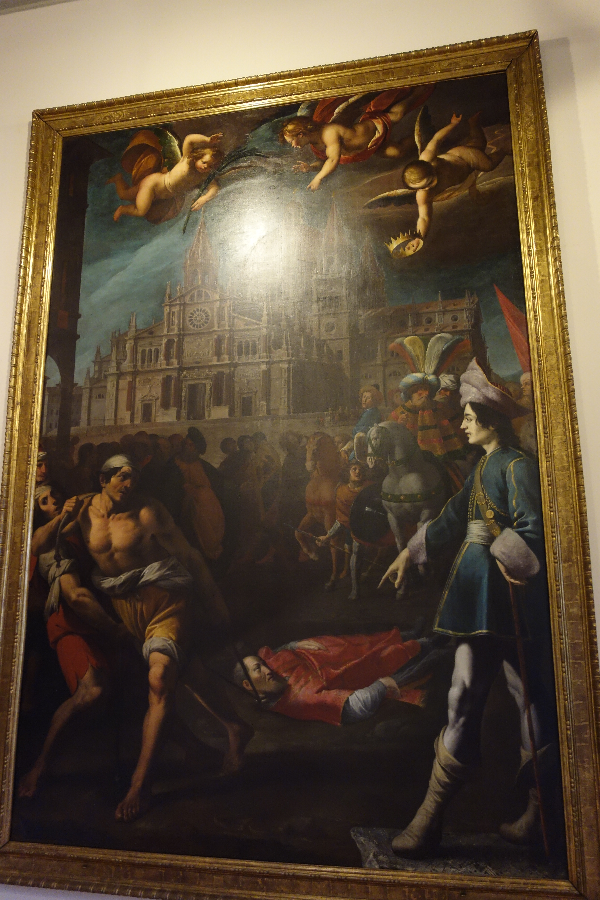 The Martyrdom of saint Mark, Recchi Brothers