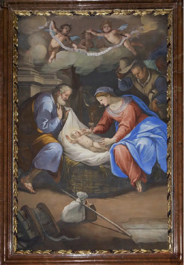 Nativity Coldrerio