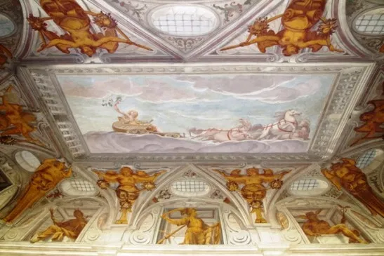 Sala Recchi Palazzo Lambertenghi