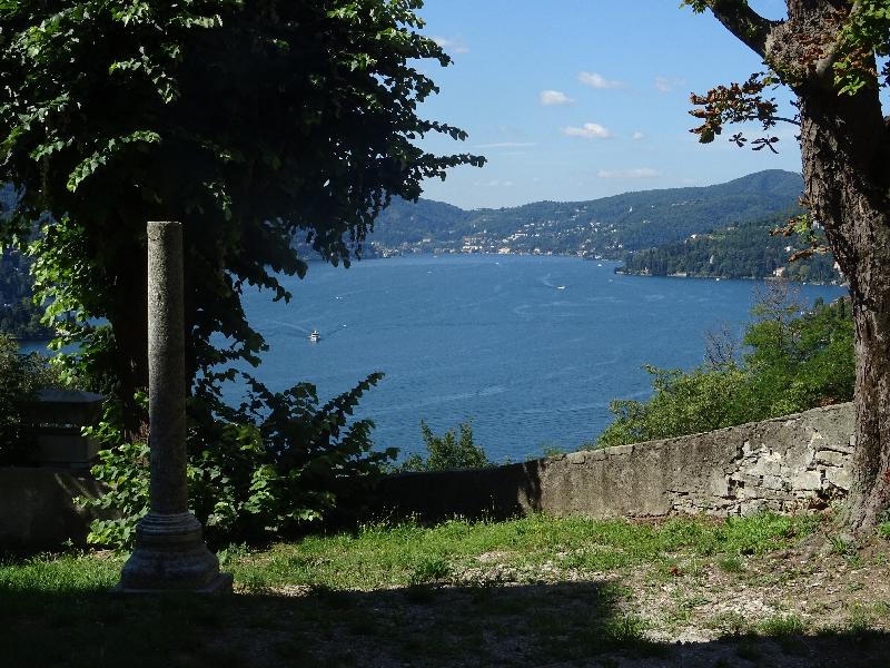 The lake at Laglio
