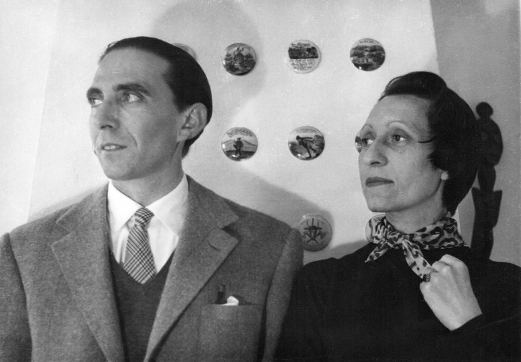 Ico and Luisa Parisi 2
