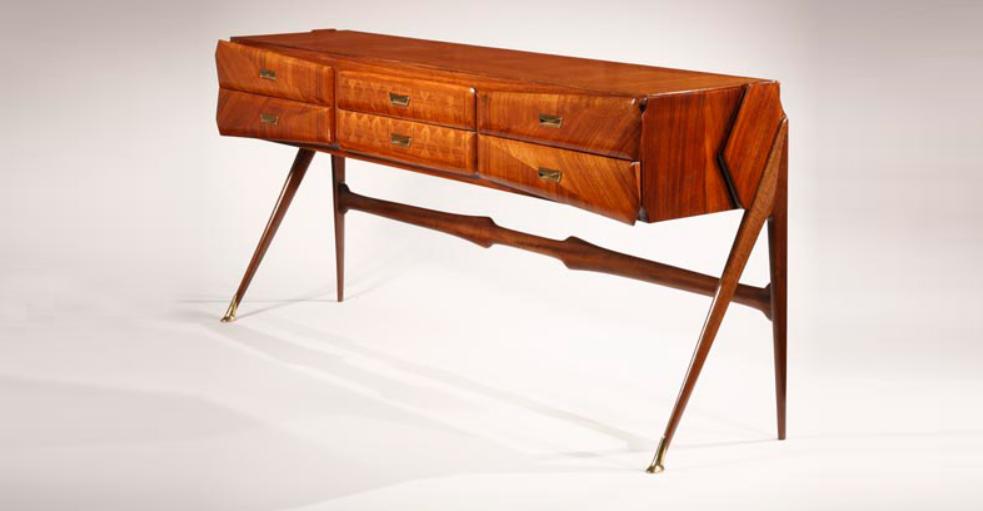 ico and luisa parisi mahogany sideboard 1950s