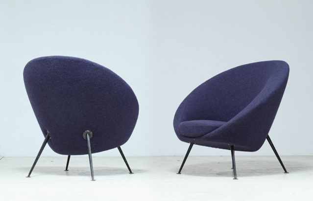 ico parisi egg chair cassini 1951