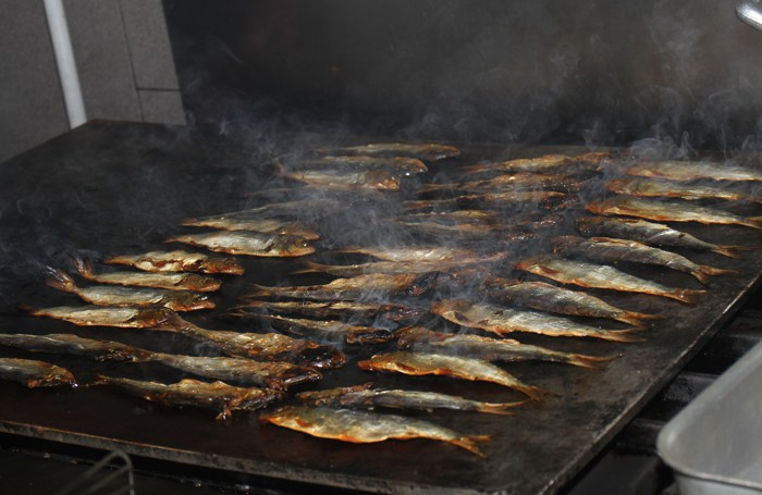 missoltini cooking