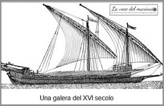 16 century galley
