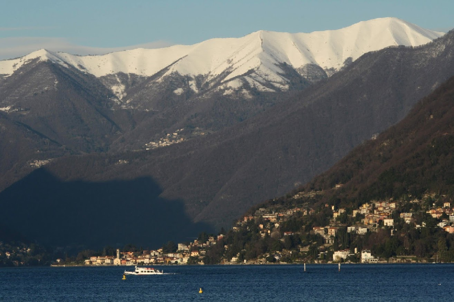 Lake Como Winter
