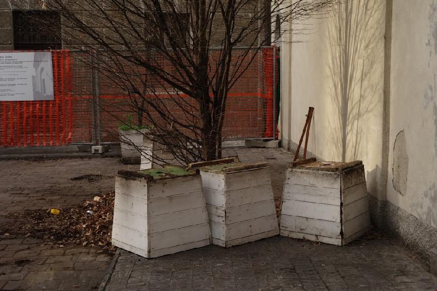 Pane e Tulipani Terrace