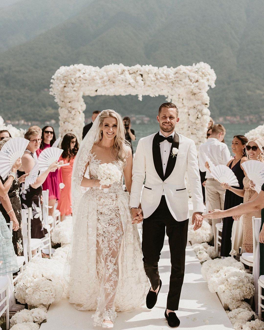 Gylfi Sigurdsson wedding