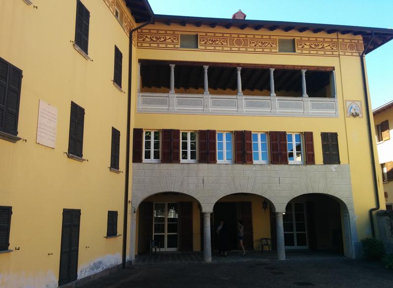 Pozzi family villa