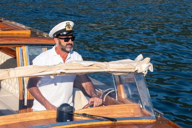taxi boat cernobbio