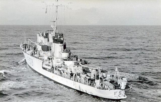 Corvette Baionetta