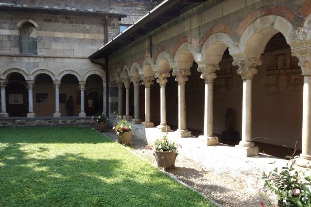 Cistercian Abbey of Piona