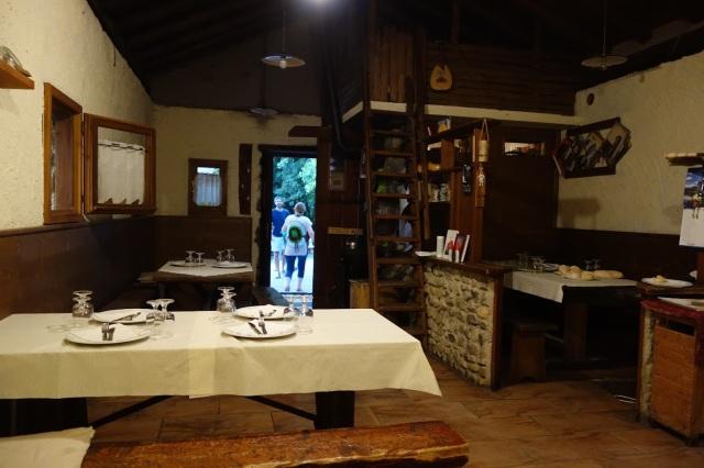 Day 2, Interior La Selvaggia